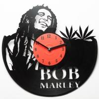 Фото Виниловые часы Bob Marley