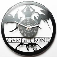 Фото Виниловые часы Game of Thrones