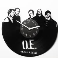 Виниловые часы Океан Эльзы