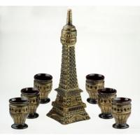 Винный набор Эйфелева башня