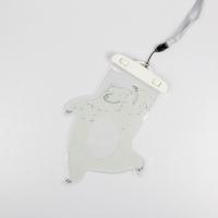 Водонепроницаемый чехол для телефона Dancing bear