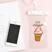 Водонепроницаемый чехол для телефона Ice Cream