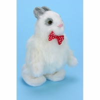 Зайчик - повторюха ( говорящий заяц )