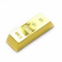 Золотой слиток 7.5 см