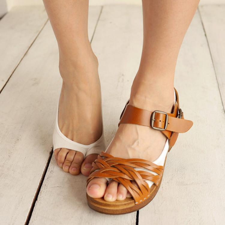 Мягкие носочки от натирание новой обувью