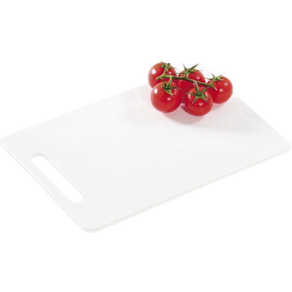 кухонная белая доска пластик