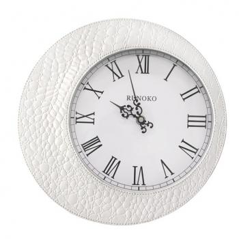 Фото - Настенные часы Eclipse белые купить в киеве на подарок, цена, отзывы