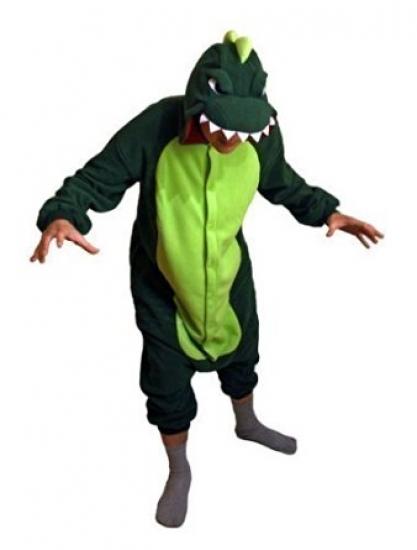 Кигуруми Динозавр зеленый купить недорого в Киеве ad6636983b024