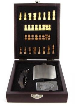 Фото - Шахматы - Джентельменский набор купить в киеве на подарок, цена, отзывы