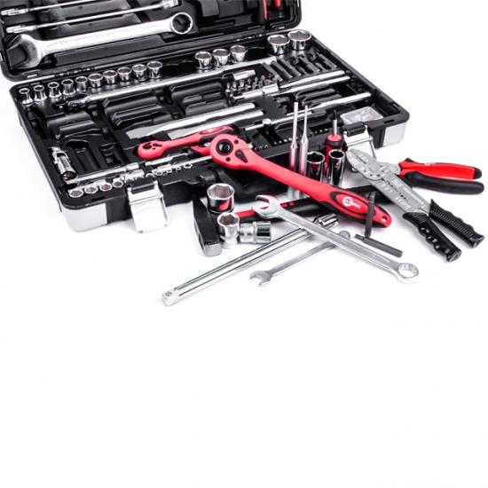 ... отзывы · фото 11421 Профессиональный набор инструментов 145 ед. INTERTOOL  ET-7145 цена, отзывы f7170105431