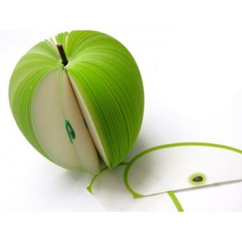 Фото - Блокнот Зеленое Яблоко купить в киеве на подарок, цена, отзывы