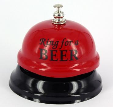 Фото - Настольный звонок RING FOR BEER купить в киеве на подарок, цена, отзывы