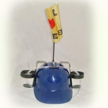 Фото - Шлем для пива с флагом купить в киеве на подарок, цена, отзывы