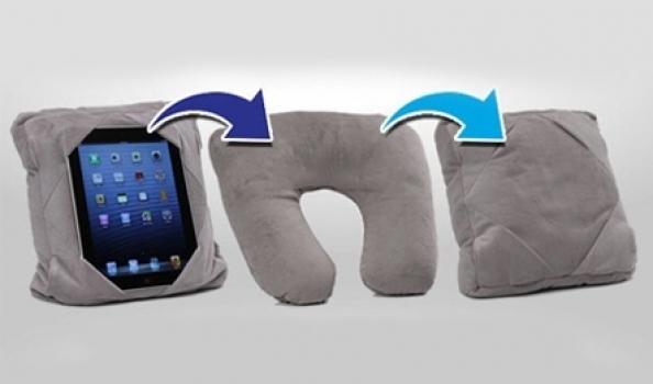 Фото - 3в1 Подушка Go Go Pillow купить в киеве на подарок, цена, отзывы