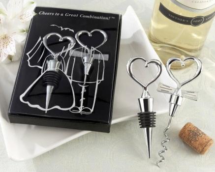 Фото - Винный набор сердечки купить в киеве на подарок, цена, отзывы