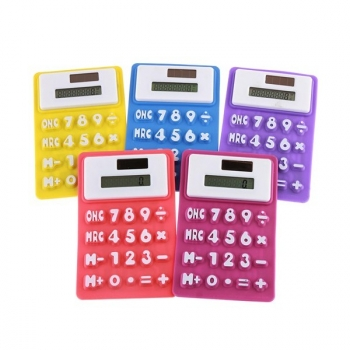 Фото - Калькулятор Резиновый в ассортименте купить в киеве на подарок, цена, отзывы