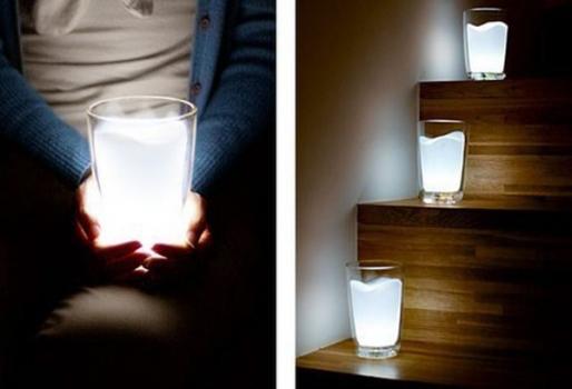 Фото - Светильник Чашка Молока купить в киеве на подарок, цена, отзывы
