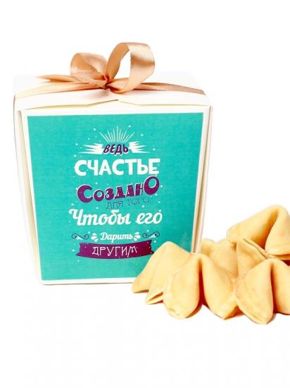 Фото - Печенье с предсказаниями для Счастья  купить в киеве на подарок, цена, отзывы
