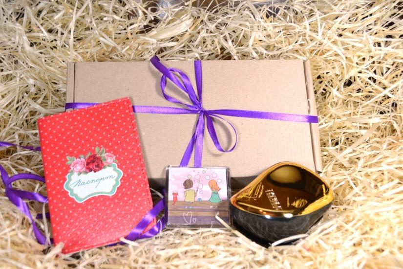 Фото - Подарочный набор Для любимой купить в киеве на подарок, цена, отзывы