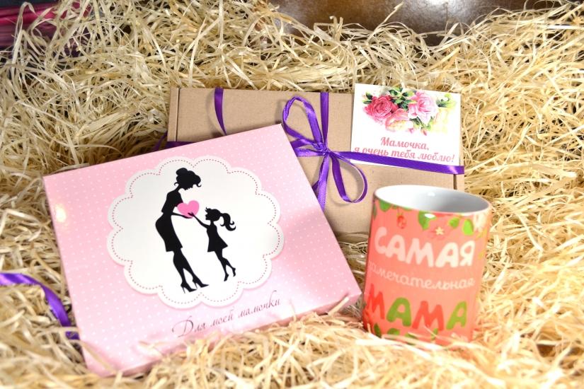 Фото - Подарочный набор Для моей мамочки XL купить в киеве на подарок, цена, отзывы