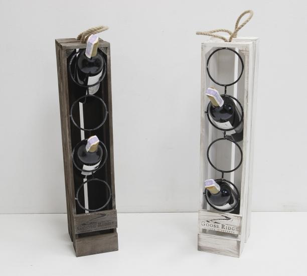 Фото - Подставка для вина на 4 бутылки грация купить в киеве на подарок, цена, отзывы