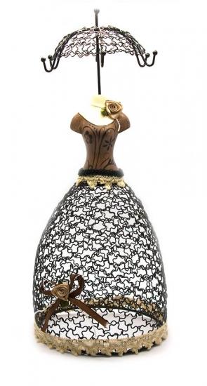 Фото - Подставка под бижутерию Манекен Зонт купить в киеве на подарок, цена, отзывы