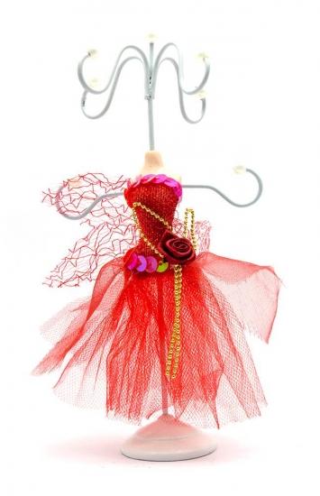 Фото - Подставка под бижутерию Манекен модница купить в киеве на подарок, цена, отзывы
