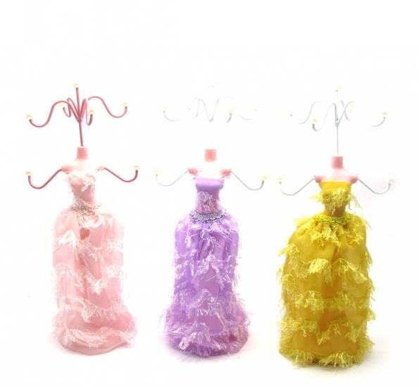 Фото - Подставка под бижутерию Манекен выпускное платье купить в киеве на подарок, цена, отзывы