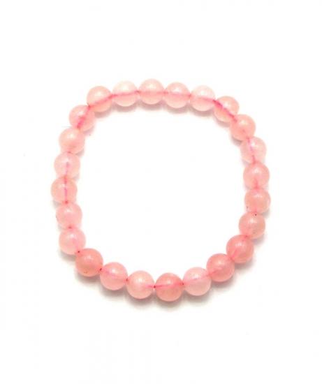 Фото - Браслет из розового кварца купить в киеве на подарок, цена, отзывы