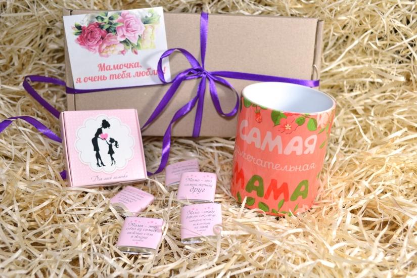 Фото - Подарочный набор Для моей мамочки купить в киеве на подарок, цена, отзывы