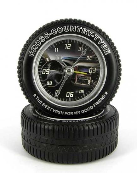 Фото - Часы Авто - 2 колеса купить в киеве на подарок, цена, отзывы