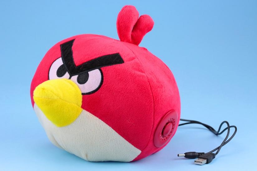Фото - Angry birds MP3 - радио купить в киеве на подарок, цена, отзывы
