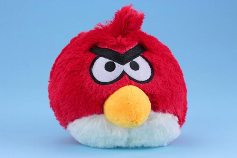Фото - Angry birds - хохотун купить в киеве на подарок, цена, отзывы