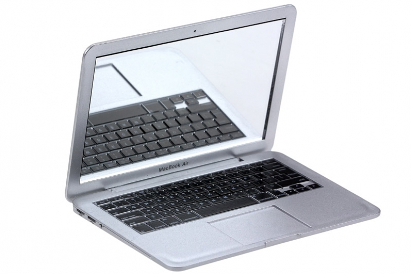 Фото - MacBook - зеркальце  apple зеркало  купить в киеве на подарок, цена, отзывы