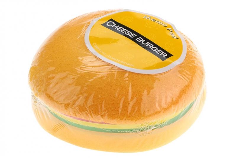 Фото - Блокнот гамбургер купить в киеве на подарок, цена, отзывы