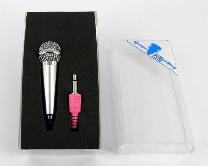 Фото - Мини микрофон студио купить в киеве на подарок, цена, отзывы