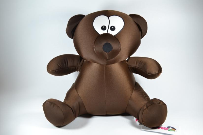 Фото - Подушка антистресс Мишка 30см купить в киеве на подарок, цена, отзывы