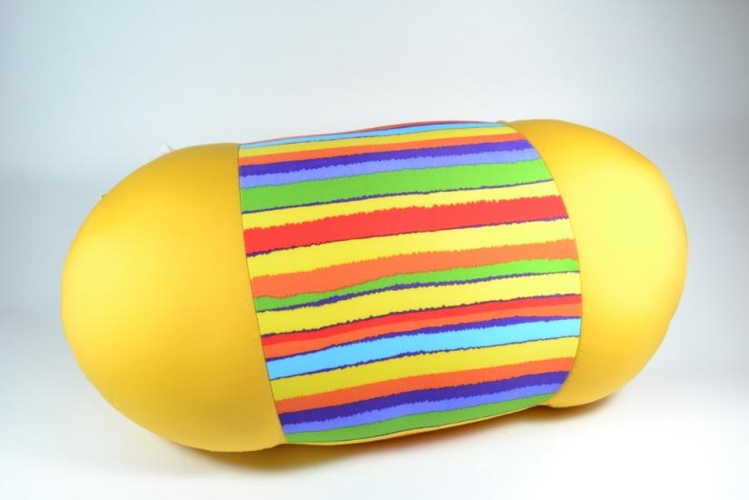 Фото - Подушка антистресс Радуга 41см купить в киеве на подарок, цена, отзывы