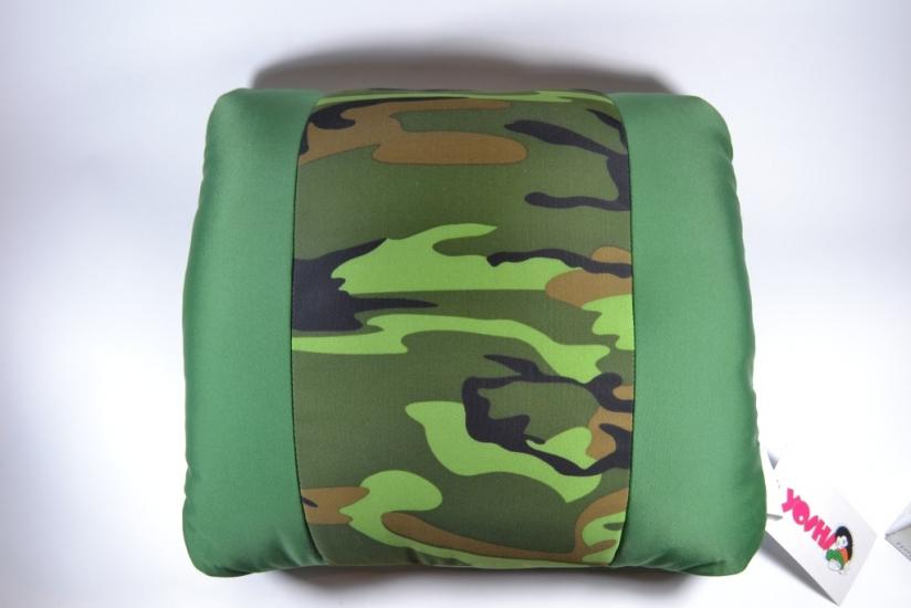 Фото - Подушка антистресс Хаки 35х35см купить в киеве на подарок, цена, отзывы