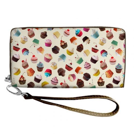 Фото - Кошелёк клатч тканевый сладкий купить в киеве на подарок, цена, отзывы