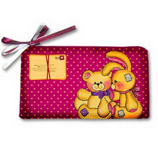 Фото - Косметичка-кошелек мишутка купить в киеве на подарок, цена, отзывы