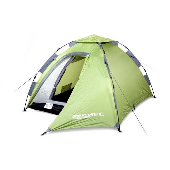 Фото - Туристическая двухместная палатка для ленивых купить в киеве на подарок, цена, отзывы