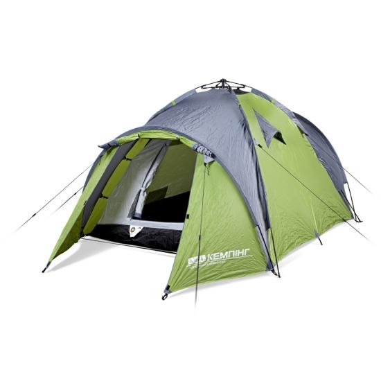 Фото - Палатка туристическая 3-х местная купить в киеве на подарок, цена, отзывы