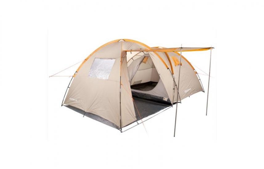 Фото - Палатка походная 4-х местная купить в киеве на подарок, цена, отзывы