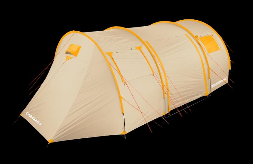 Фото - Палатка походная 8-ми местная купить в киеве на подарок, цена, отзывы