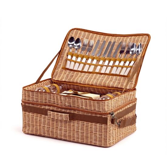 Фото - Набор для пикника на 4-х персон купить в киеве на подарок, цена, отзывы