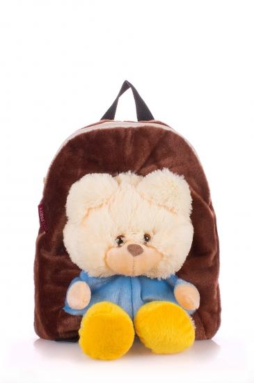Фото - Рюкзак kiddy brown купить в киеве на подарок, цена, отзывы