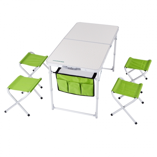 Фото - Раскладной стол со стульями купить в киеве на подарок, цена, отзывы