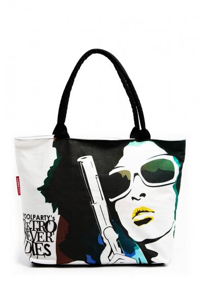 Фото - Текстильная сумка Never Die купить в киеве на подарок, цена, отзывы