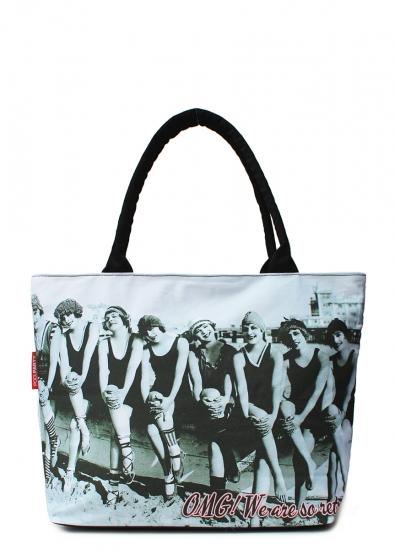 Фото - Текстильная сумка Swimteam купить в киеве на подарок, цена, отзывы